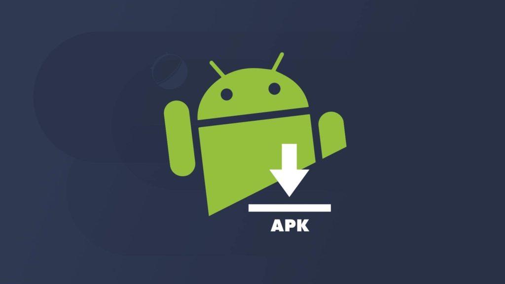 Скачиваем APK файл установщика